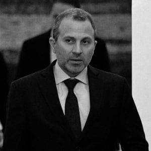 وزير الطاقة السابق جبران باسيل