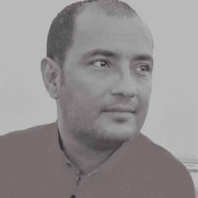 سامي الكاف - صحافي يمني