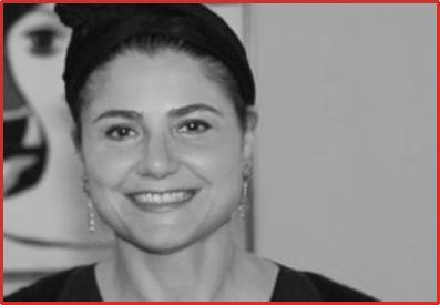 رشا الأمير - روائية وناشرة لبنانية