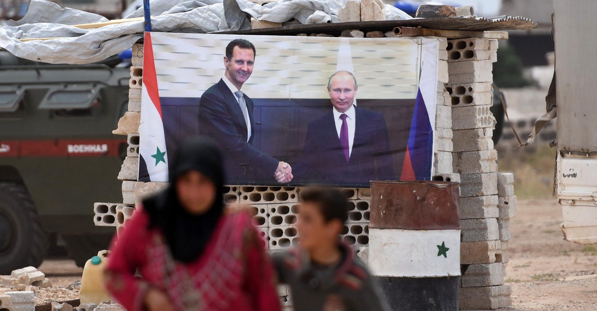 e00f94f1ff047 لماذا يمنع الأسد عودة اللاجئين إلى بلادهم؟