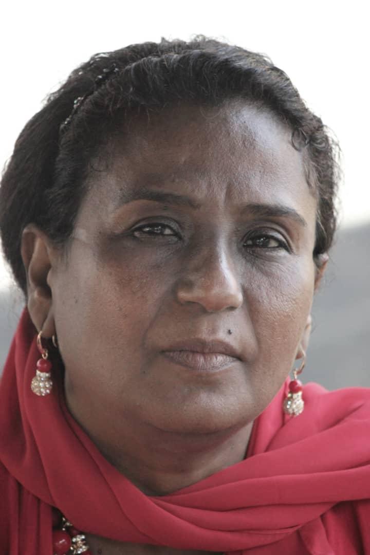 لمياء الجيلي - صحافية سودانية
