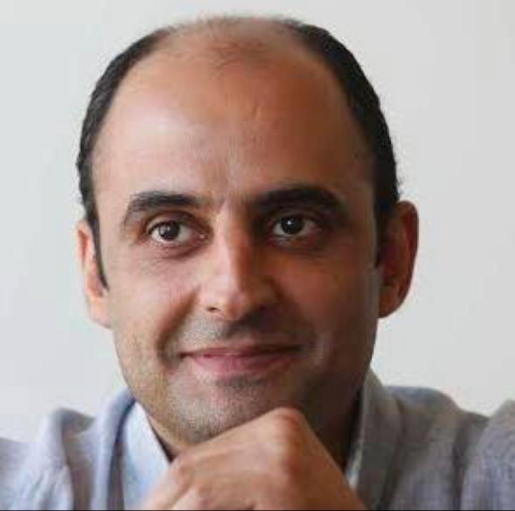 ايلي قصيفي - صحافي لبناني