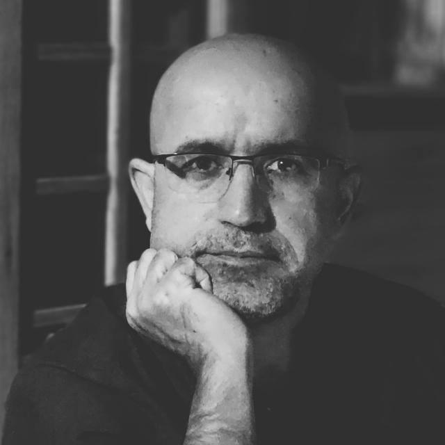 خالد سليمان - صحافي وكاتب كردي عراقي