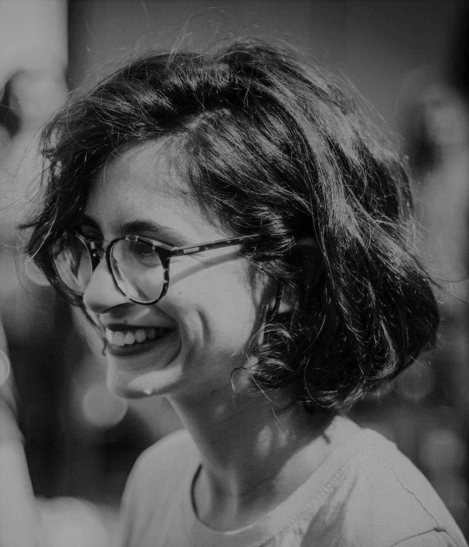 سارة مراد - أستاذة جامعية لبنانية