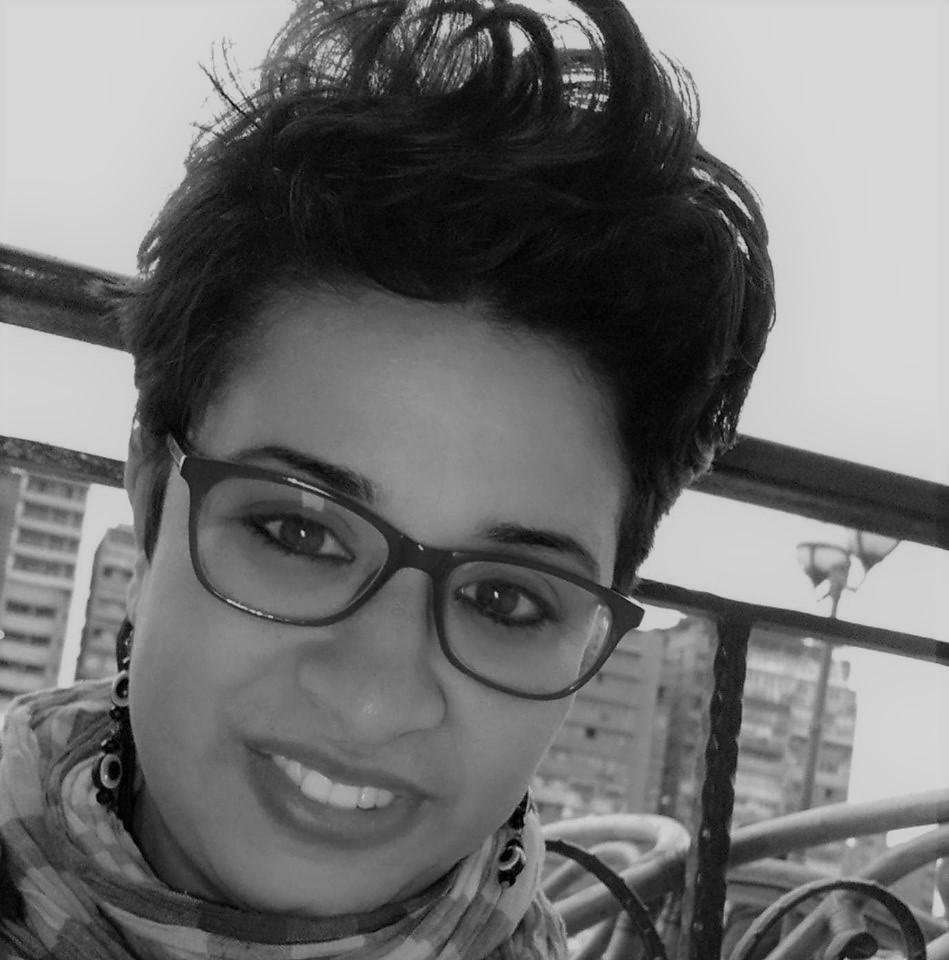 سارة عابدين - كاتبة مصرية
