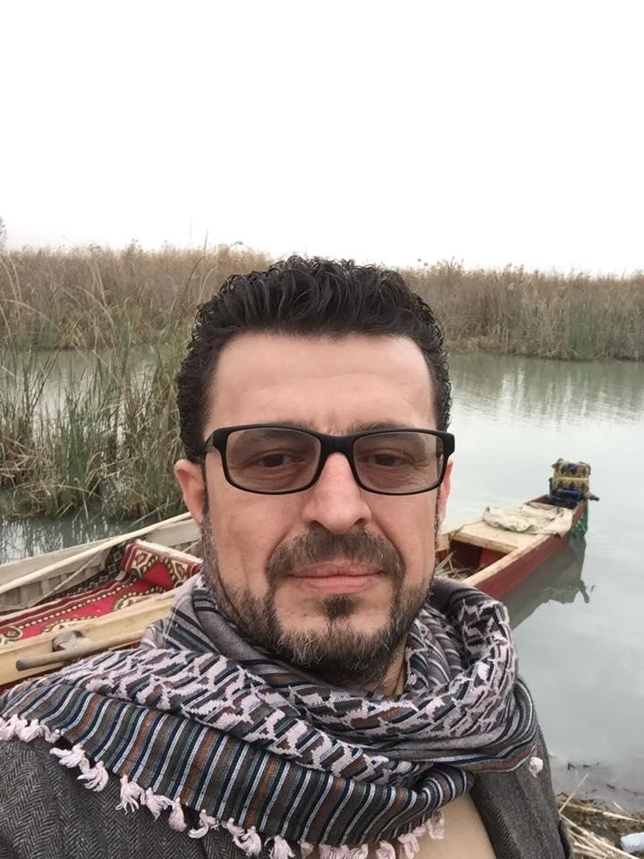 دلوفان برواري - صحافي عراقي