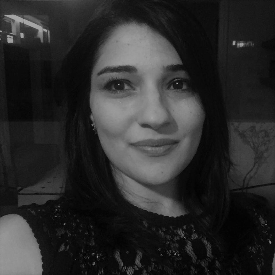 ميريام جبيلي - إعلامية لبنانية