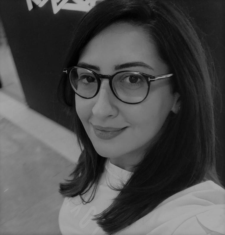 ردينة بعلبكي - باحثة لبنانية