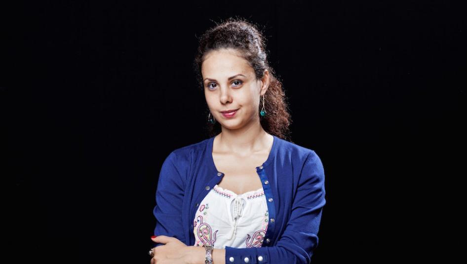 يارا بدر - صحافية سورية