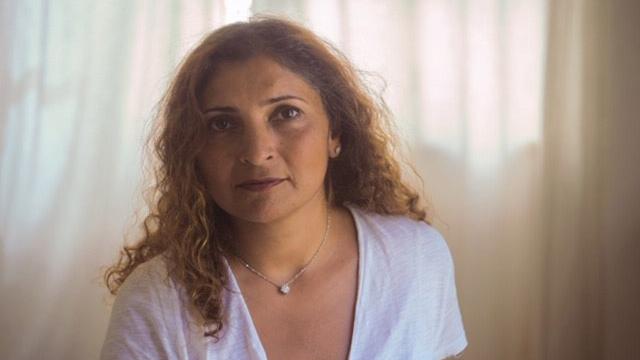 لينا سنجاب - صحافية سورية
