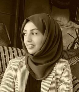 عبير محسن – صحافية يمنية