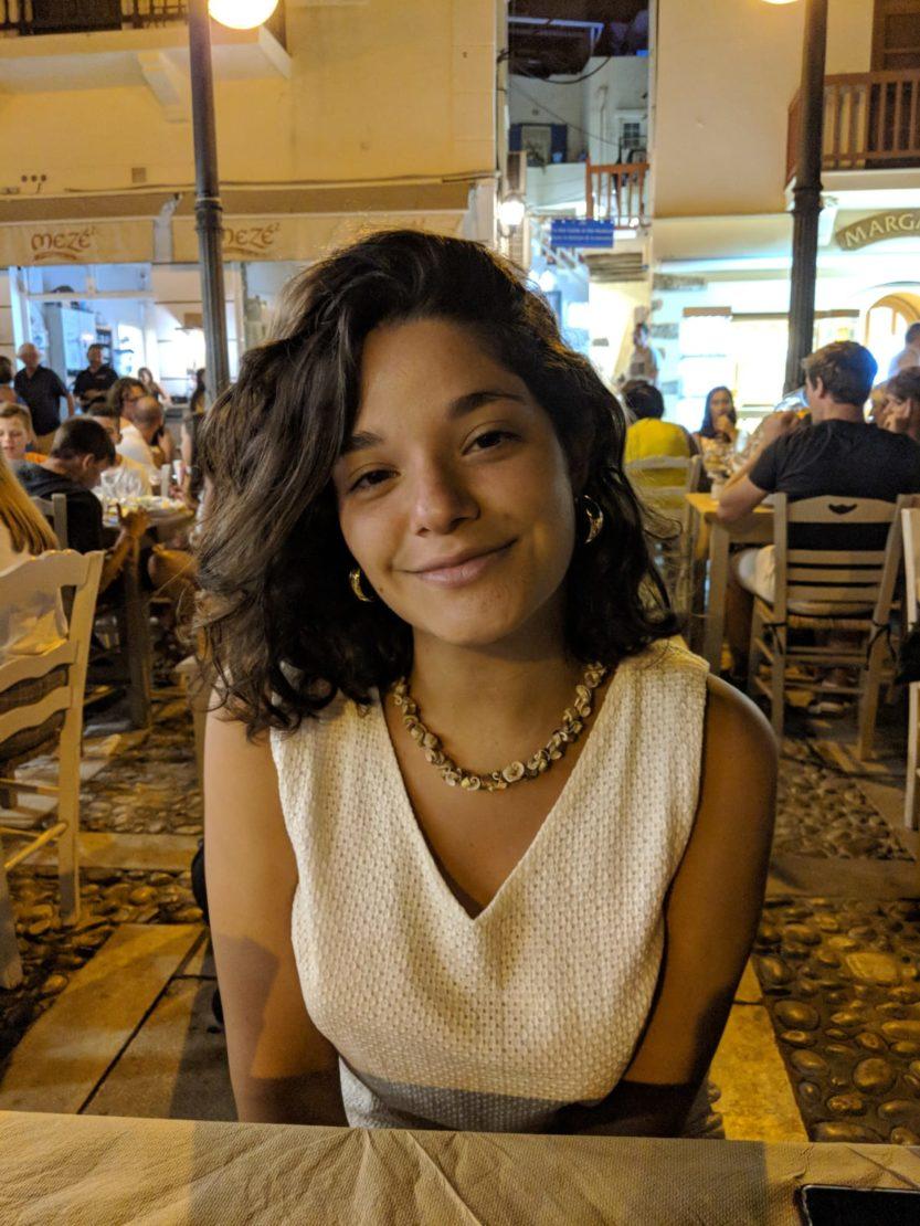 ليلى يمّين - صحافية لبنانية