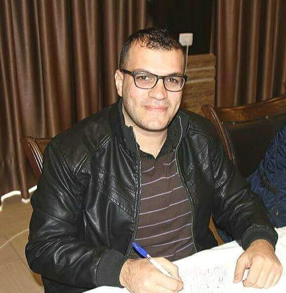 علي مصطفى - صحافي فلسطيني