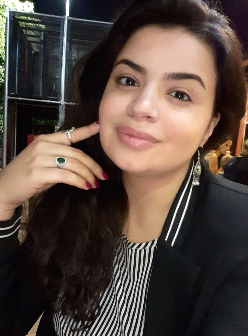 ليال خروبي - صحافية لبنانية