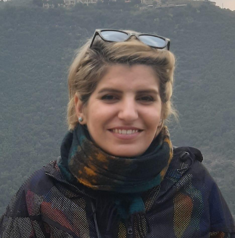 ناز حمي - صحافية كردية سورية