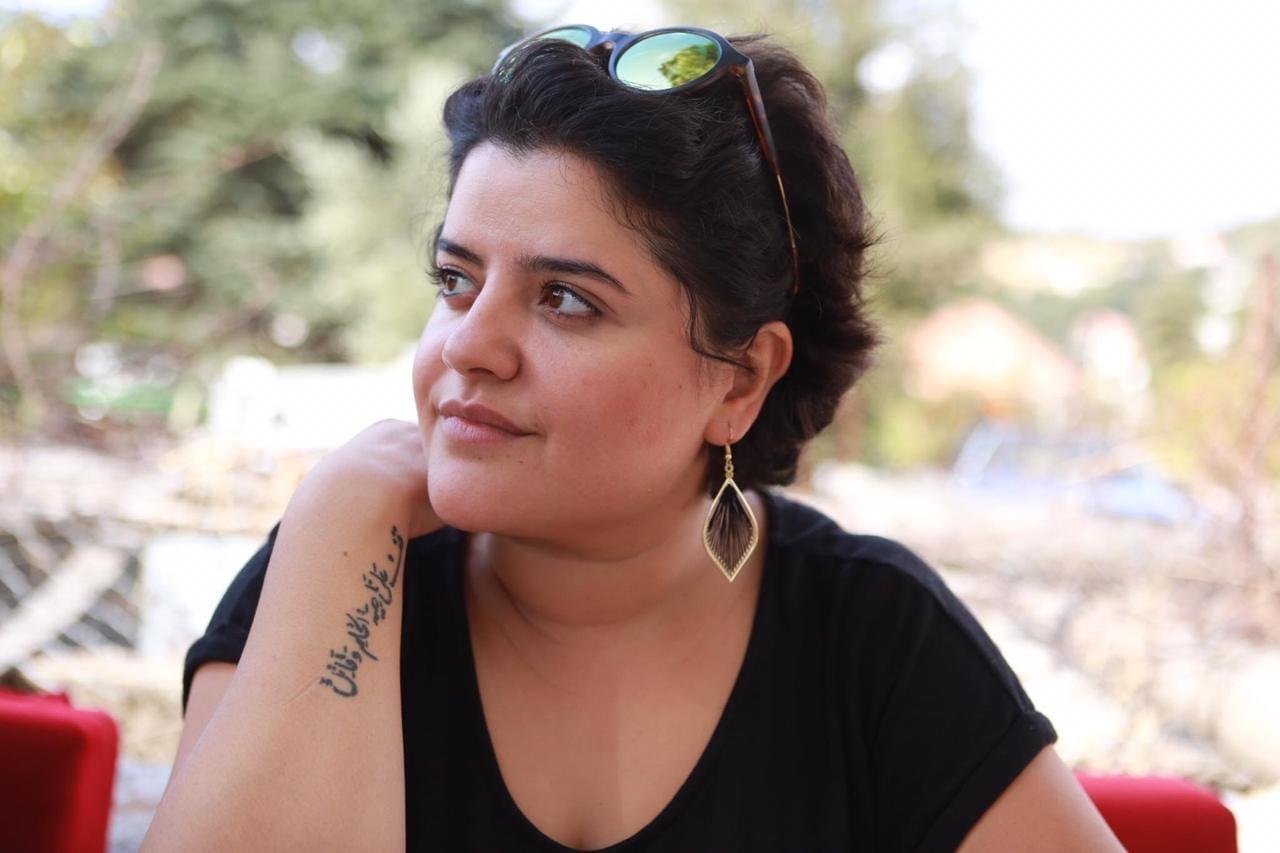 ندى ناصيف - مدونة لبنانية