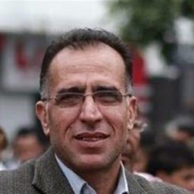 مصطفى إبراهيم - حقوقي فلسطيني