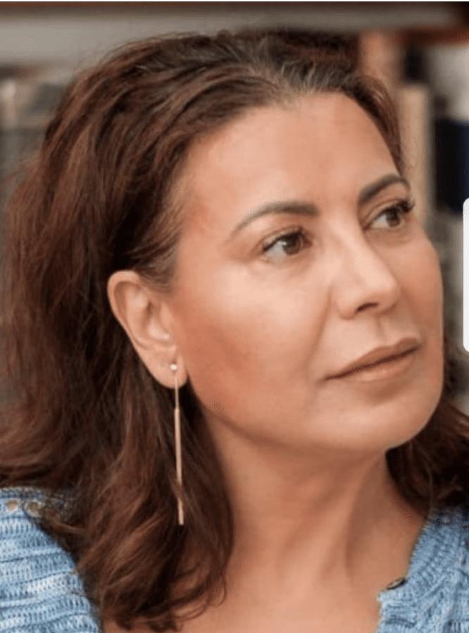 رائدة طه - كاتبة وممثلة فلسطينية