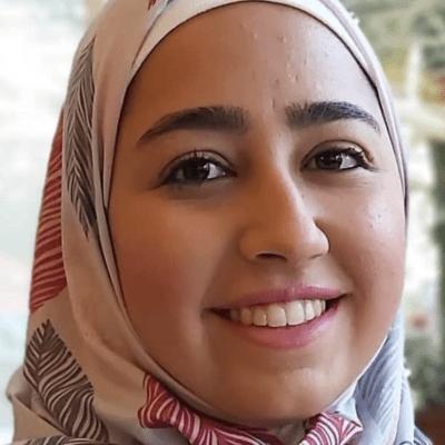 جنى بركات - صحافية لبنانية