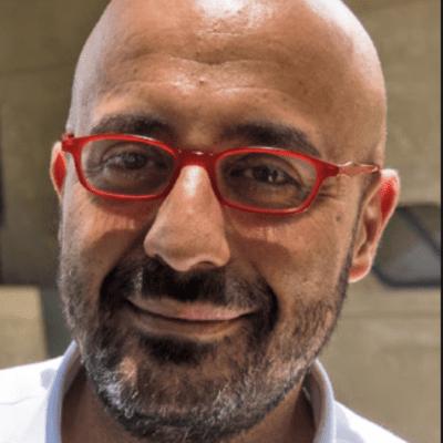 ناصر ياسين - أكاديمي وباحث لبناني
