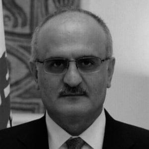 وزير المالية السابق علي حسن خليل