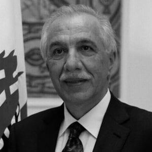 وزير الاشغال السابق غازي زعيتر