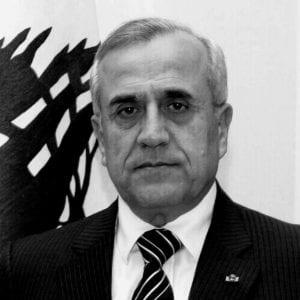 رئيس الجمهورية السابق ميشال سليمان