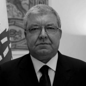وزير الداخلية السابق نهاد المشنوق