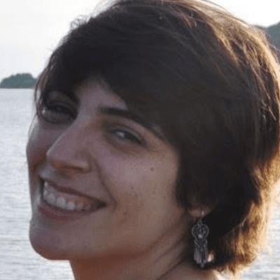 ناي الراعي - باحثة وكاتبة لبنانية