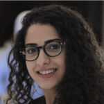 هلا نهاد نصرالدين - صحافية لبنانية
