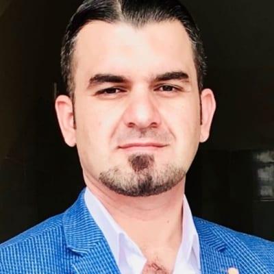 صلاح حسن بابان- صحافي كردي عراقي