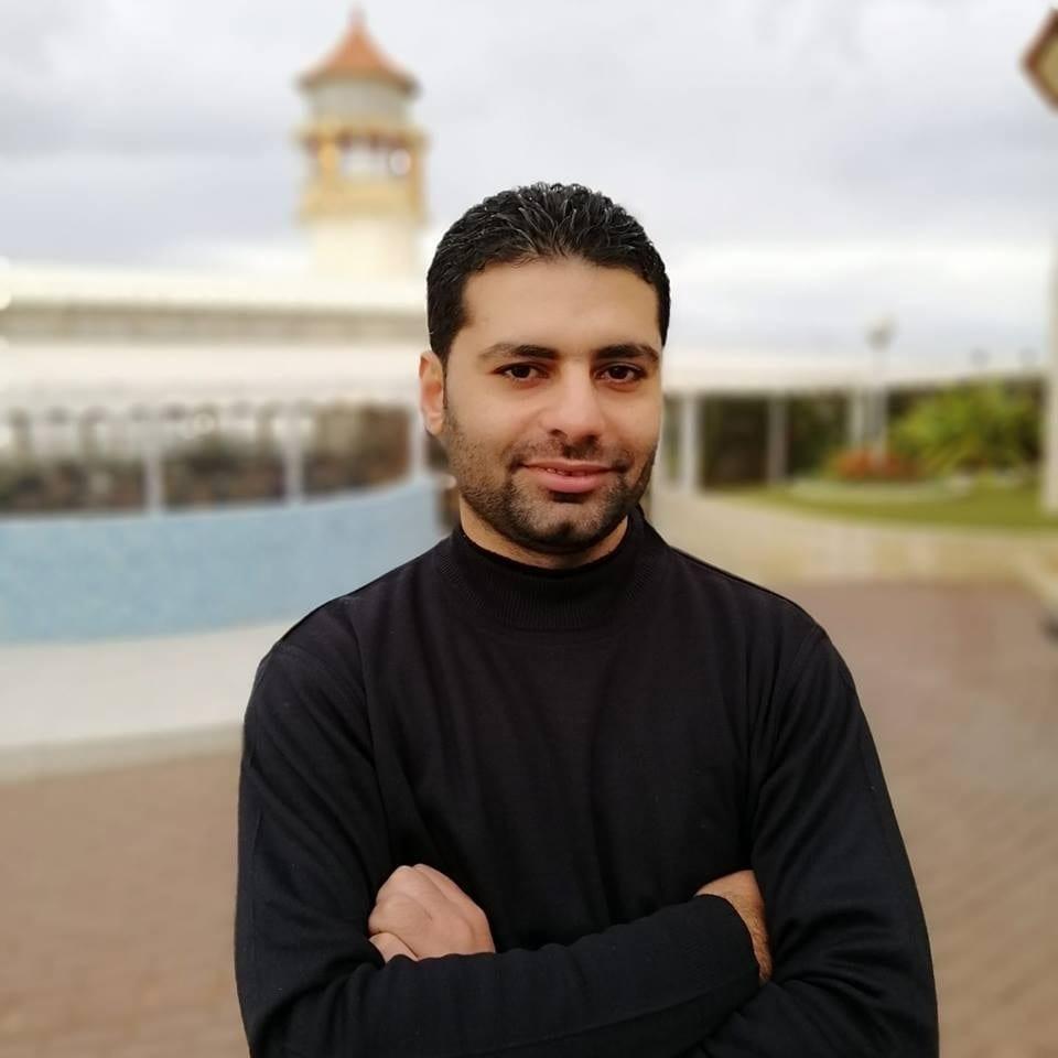 سالم الريس - صحافي فلسطيني