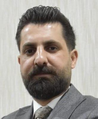 علي كريم إذهيب - صحافي عراقي