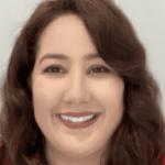 """ياسمينة ابو الزهور - باحثة في مركز """"بروكنغز"""" في الدوحة"""