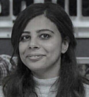 مروة الصواف - صحافية مصرية