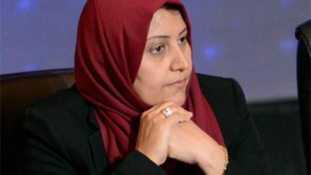 بلقيس أبو اصبع - باحثة ومحاضرة جامعية يمنية