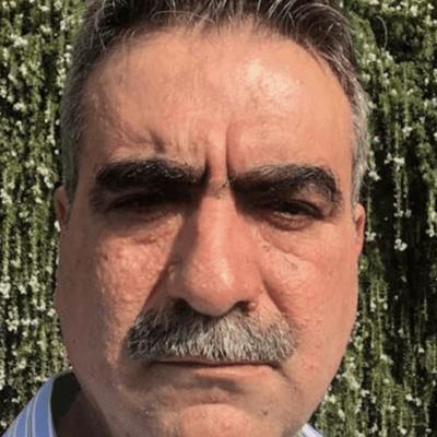 محمود مروة - ناشط سياسي لبناني