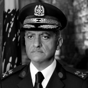 رئيس اركان الجيش السابق اللواء وليد سليمان