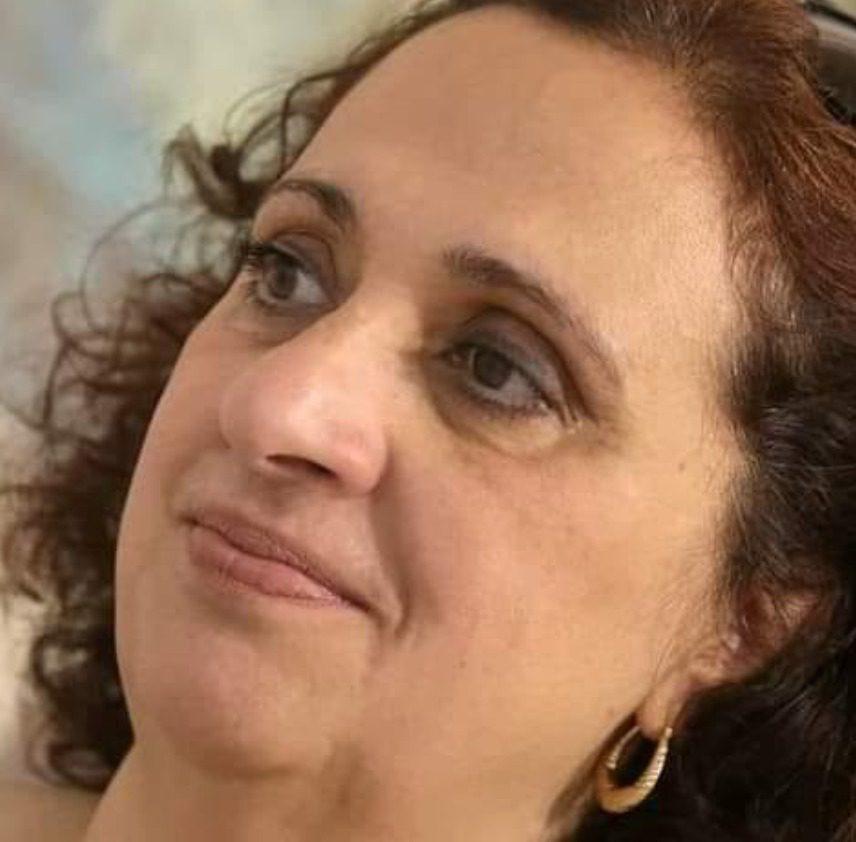 سلوى زكزك - كاتبة سورية