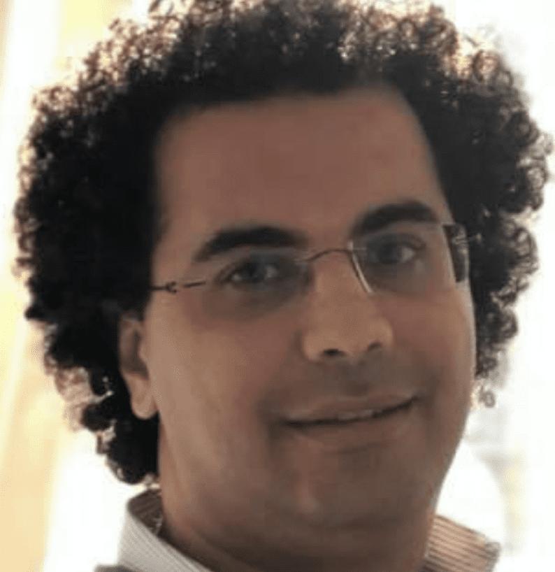 محمود السبكي - صحافي مصري