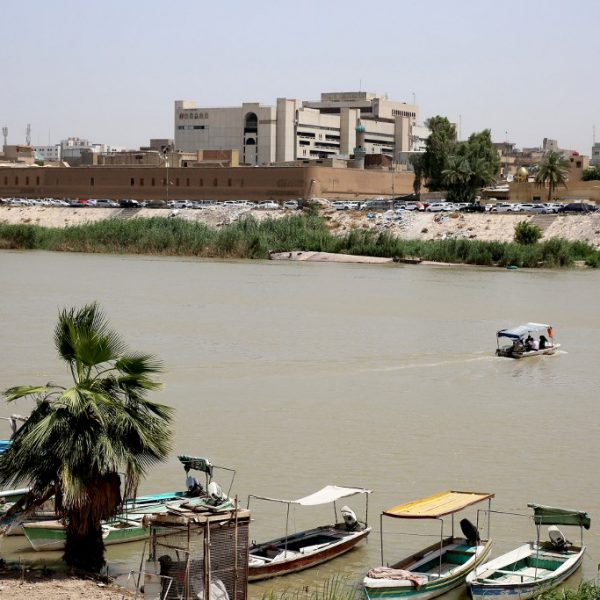 IRAQ-TRANSPORT