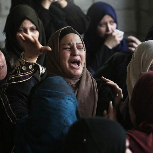 PALESTINIAN-ISRAEL-CONFLICT-GAZA