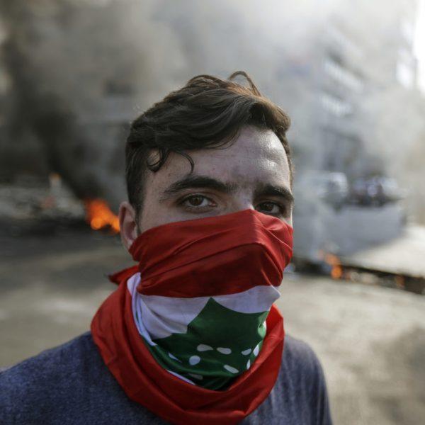 LEBANON-POLITICS-PROTESTS