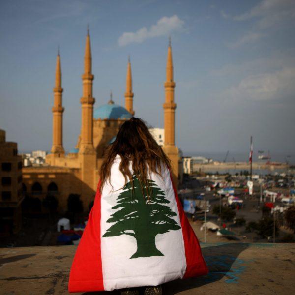 LEBANON-POLITICS-DEMO