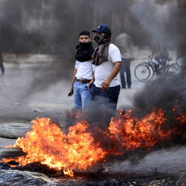 IRAQ-POLITICS-DEMO-UNREST