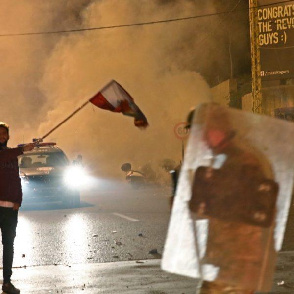 LEBANON-DEMO-POLITICS