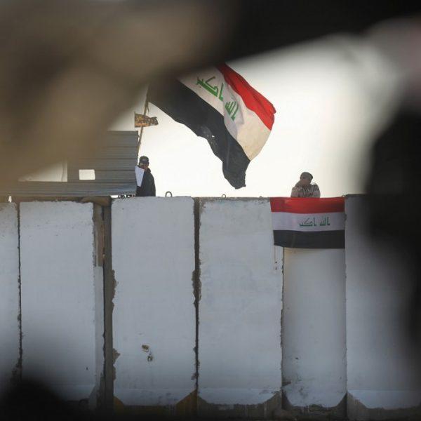 IRAQ-POLITICS-UNREST