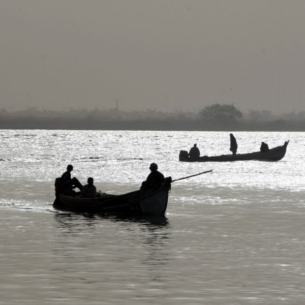 IRAQ-IRAN-FISHING-FAW