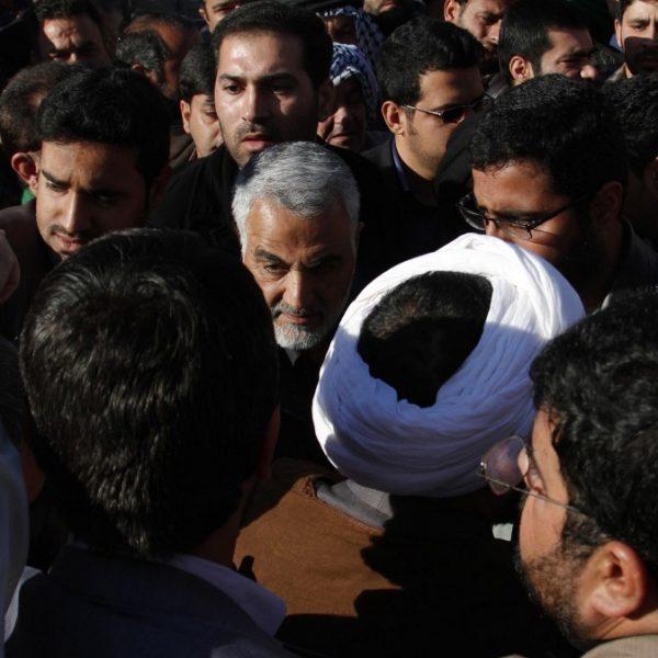 IRAN-IRAQ-MILITARY-SULEIMANI