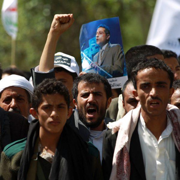 YEMEN-POLITICS-UNREST-MEDIA